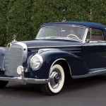 Rare 1956 Mercedes-Benz 300Sc Cabriolet Goes Under the Hammer at RM Auctions Arizona 2013