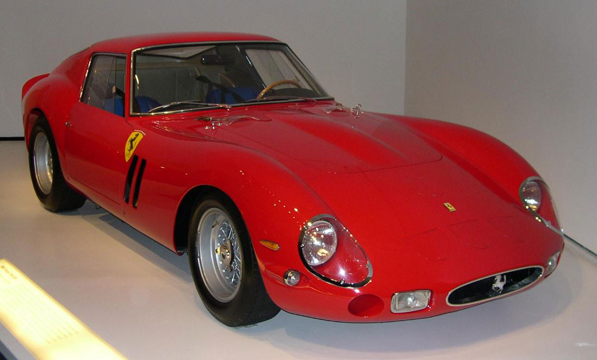 1962 Ferrari 250 GTO Series 1 priced at $41 million could be the most expensive GTO ever sold