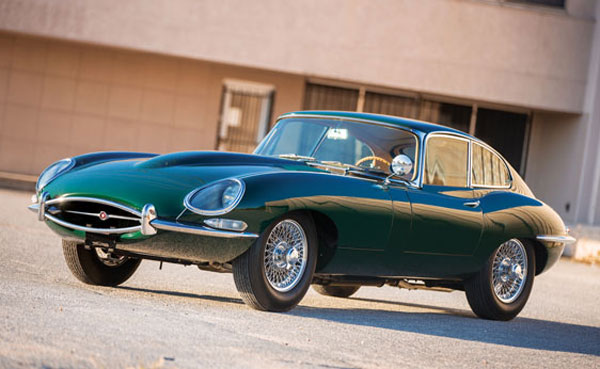 1963 Jaguar E-Type Series