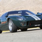 Historic 1965 Ford GT40 Could Fetch $3 Million at RM's Arizona Auction 2013