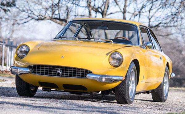 1968 Ferrari 365 GT 2 +2 Coupe