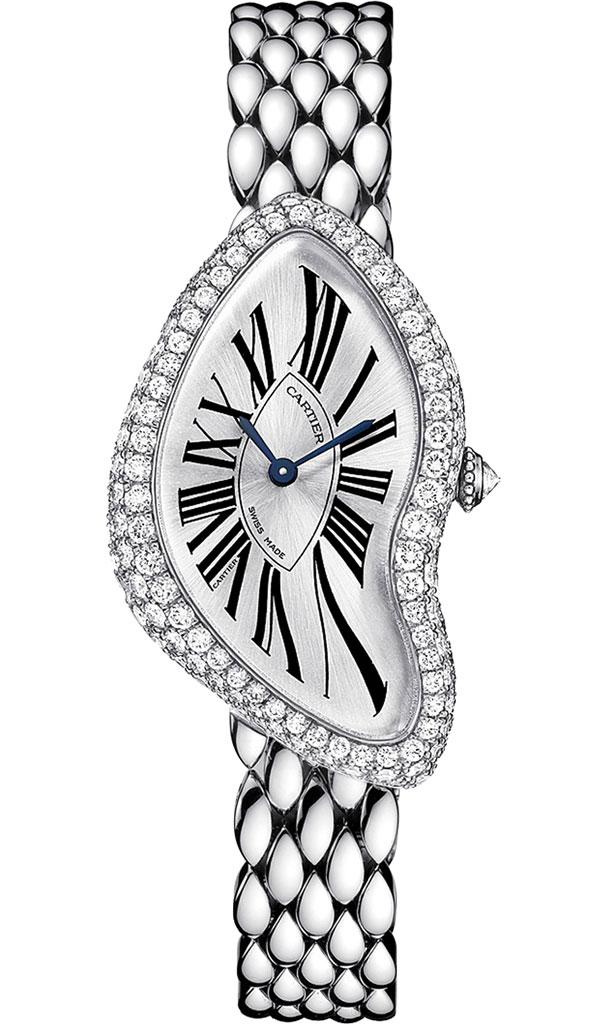 2013 Cartier Crash Watch