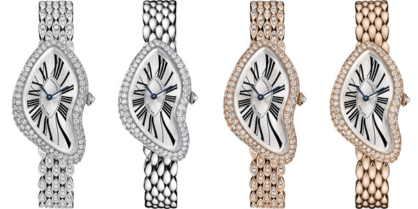 Cartier Crash Models Revamped for SIHH 2013