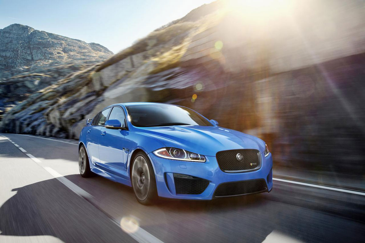 Jaguar XFR-S &#8211; Company&#8217;s Fastest and Most Powered Sedan Ever