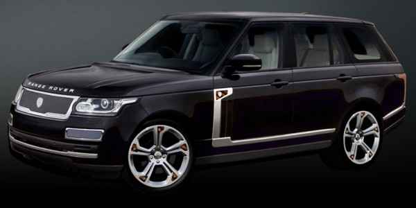 2013 Range Rover LED Collection Jewelled by Strut