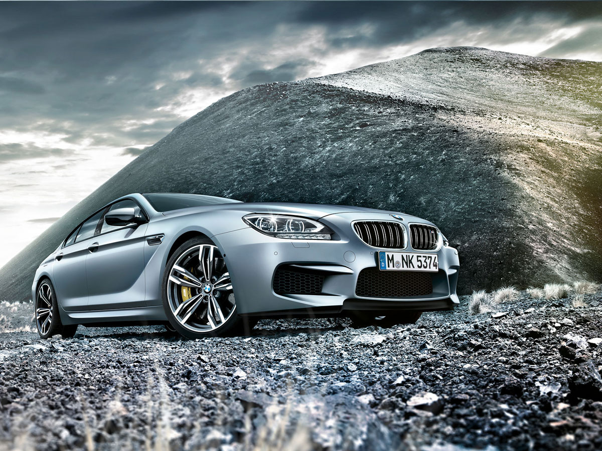 2014 bmw m6 gran coupe officialy unveiled extravaganzi. Black Bedroom Furniture Sets. Home Design Ideas