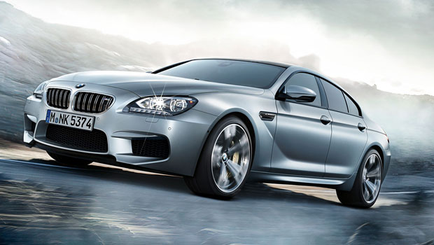 2014 BMW M6 Gran Coupe Officialy Unveiled