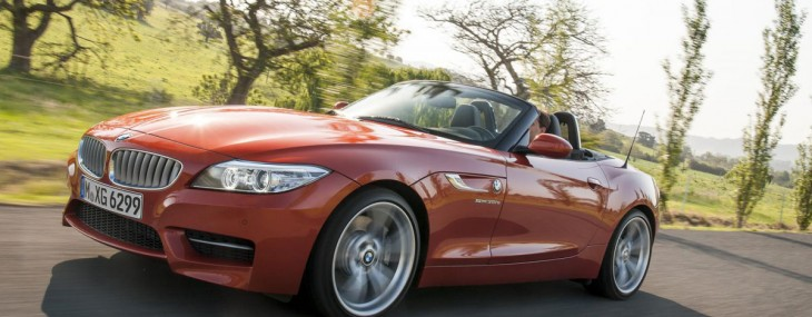 New 2014 BMW Z4 Will Show Its Face at Detroit Auto Show