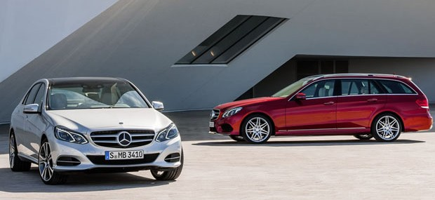 2014 Mercedes E-Class Finally Disclosed