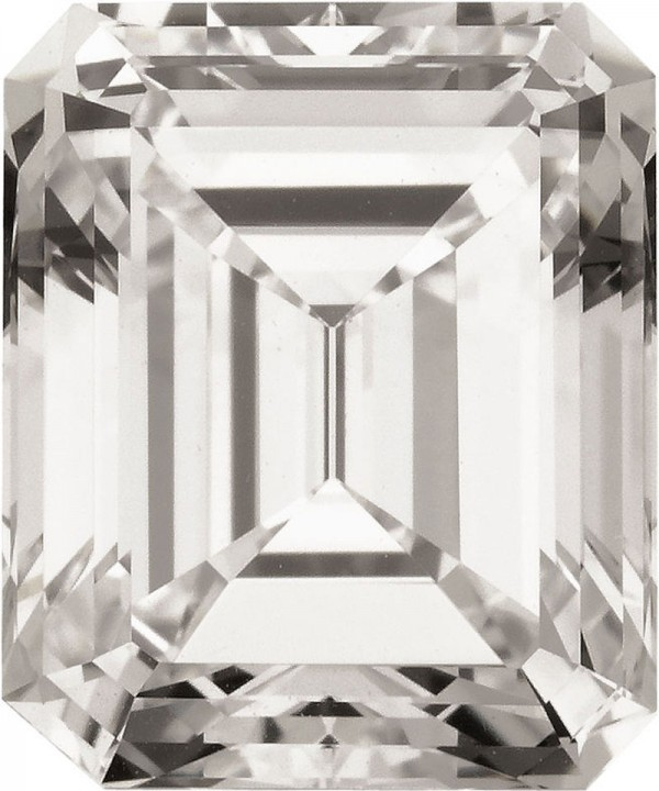 9.26 carat GIA D/IF Type IIa unmounted diamond
