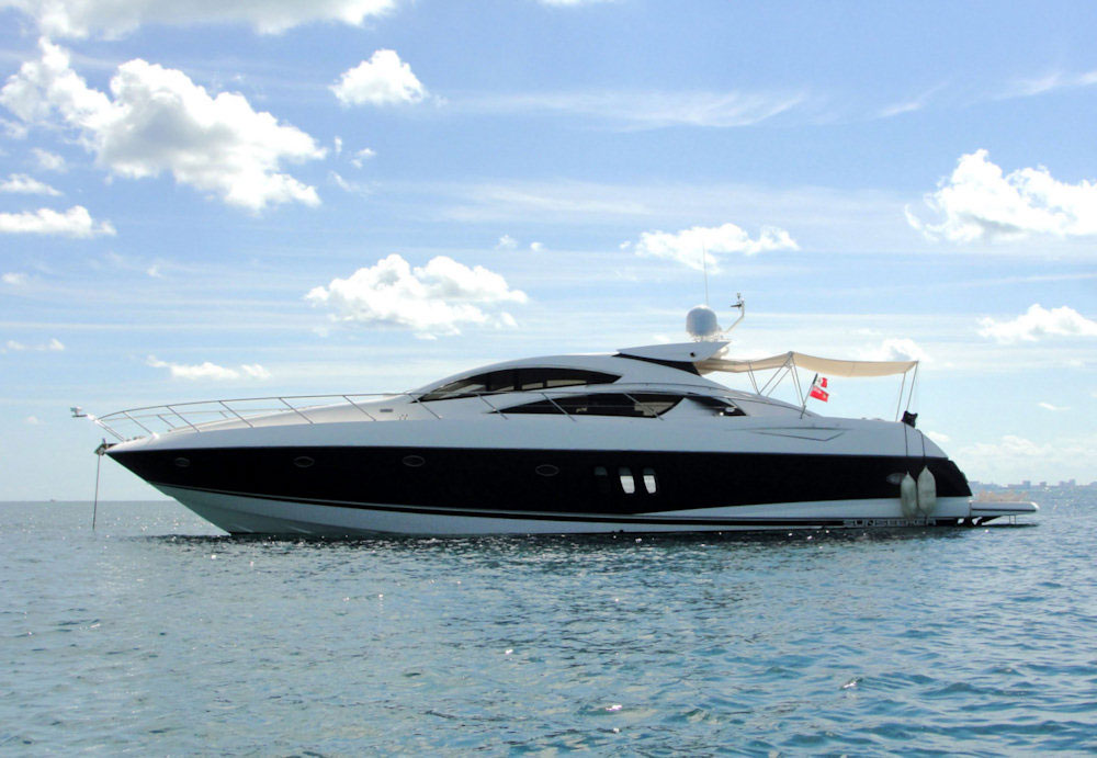 OceanStyle by BURGESS has announced its appointment as central agent for the 73ft Sunseeker Predator, Aguila.