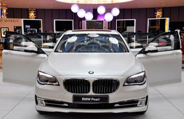 BMW Pearl Series Individual models