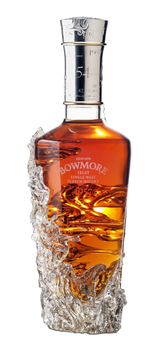 Bowmore Oldest Whisky From 1957