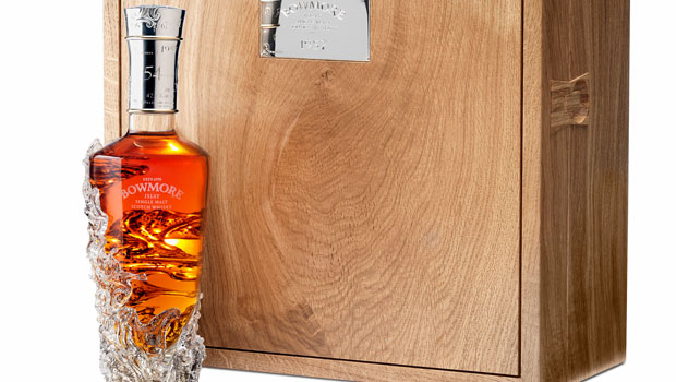 Bowmore Oldest Whisky From 1957 Sold for $160,000