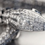 Bulgari Boutique in Exclusive French Ski Resort Displays Its Fineest Jewellery