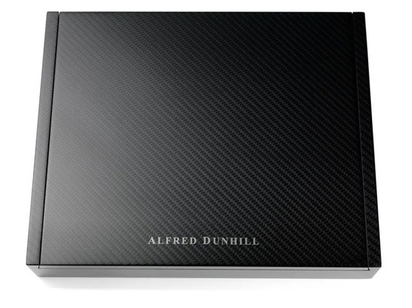Carbon Fiber Poker Set by Alfred Dunhill