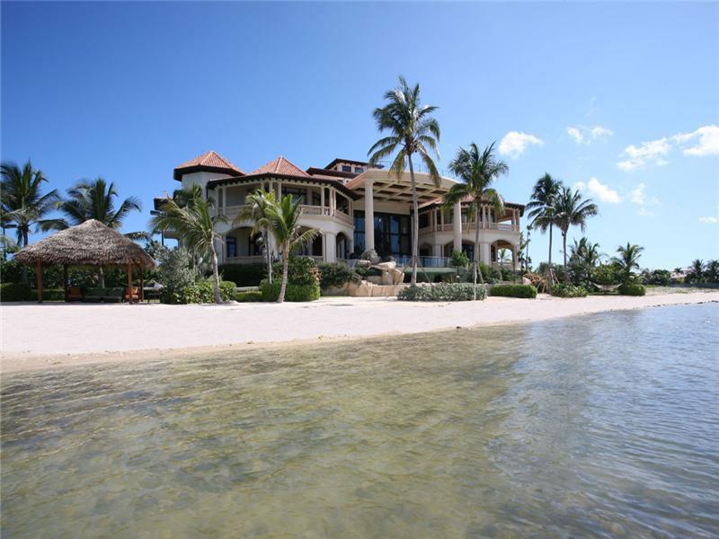 40 million castillo caribe luxury beachfront mansion in for Luxury beach houses