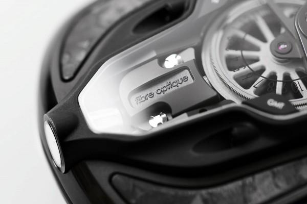 Celius X VI II OptiC GMT Furtif