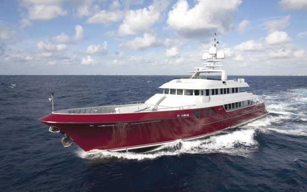 Mazu Yacht