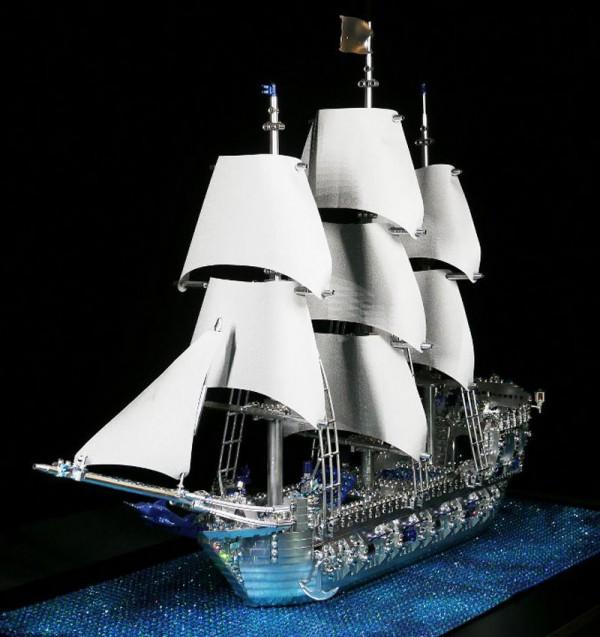 Cimon Art's Love at Sea