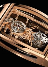 Corum Golden Bridge Tourbillon Panoramique Watch