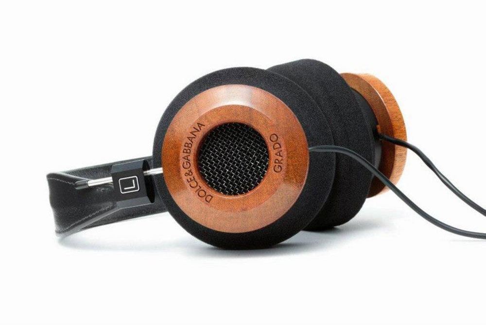 DS2012 – New Dolce & Gabbana Headphones by Grado