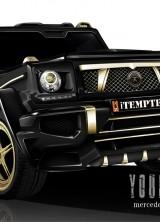 Dartz Mercedes G-Class iTempter with Gold Plated Details