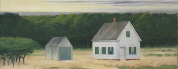Edward Hopper's October onCape Cod achieves $9.6 million via Christie's LIVE