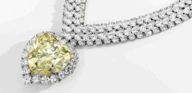 Estée-Lauder's-mammoth-47.14-carat-fancy-intense-yellow-diamond