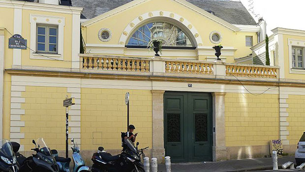 Gerard Depardieu is Selling His Historic Paris Mansion to Avoid Pay Taxes