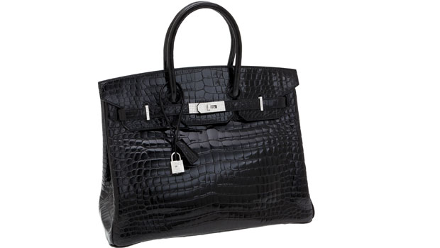 Herms Diamond Birkin Handbag Sold for $122,500 at Heritage Auction in Dallas