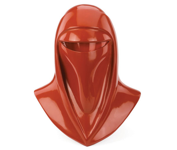 Imperial Royal Guard helmet from the episode VI - Return of the Jedi