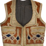 Jimi Hendrix Owned and Worn Gypsy Style Vest Leads Entertainment and Music Auction