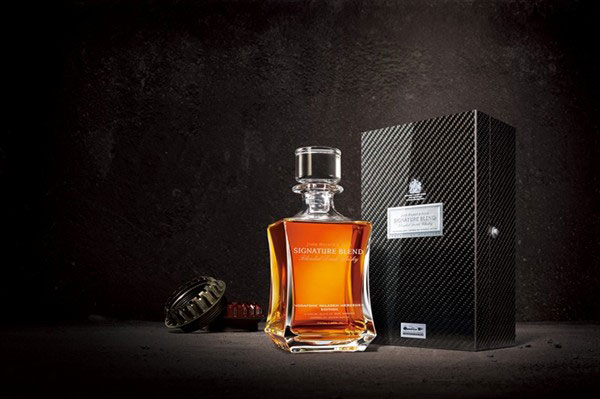 30,000 John Walker &amp; Sons Signature Blend by Jenson Button