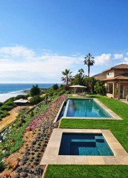 Luxury Spanish-style Hacienda in MariSol Malibu