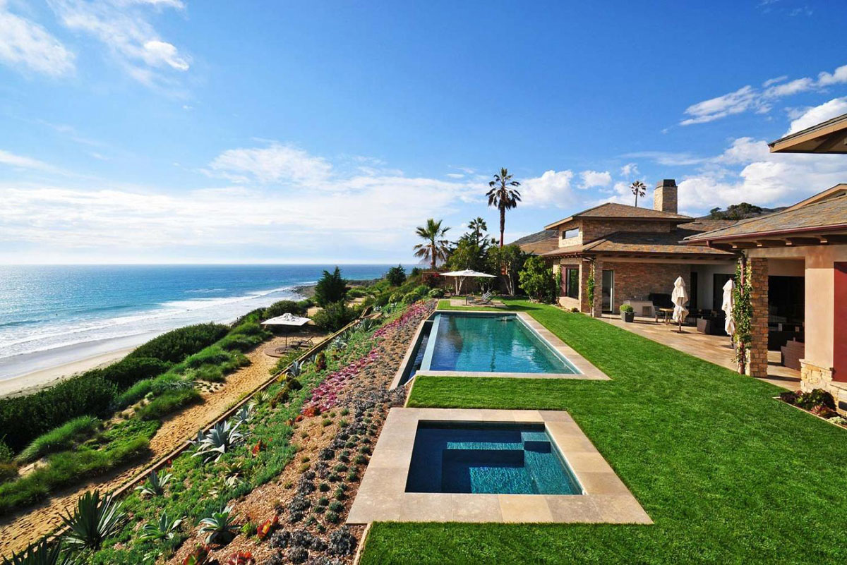 Luxury Spanish-style Hacienda in MariSol Malibu Available in February for $15.9 Million