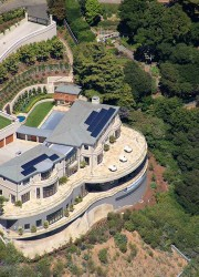 Luxury Villa Belvedere – Finest Home in Northern California Goes on a Private Auction at $45 Million