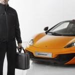 McLaren Accessories Inspired by its MP4-12C Sports Car