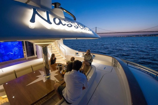 Nassima Superyacht by Acico