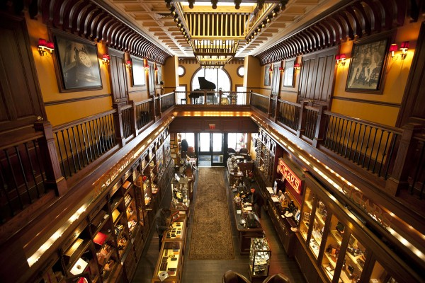 Ultimate Cigar Experience in Nat Sherman Townhouse for $20,000