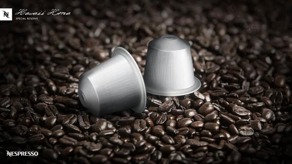 Nespresso Hawaii Kona Special Reserve 2012