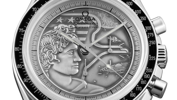 Omega Speedmaster Moonwatch Apollo XVII – 40th Anniversary Limited Edition