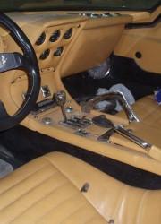 Onassis 1969 Lamborghini Miura P400S