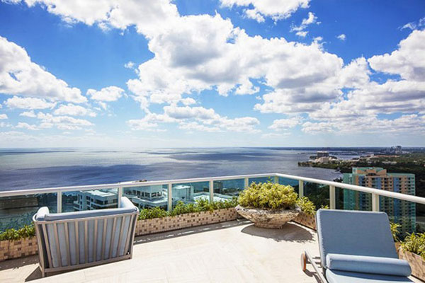 Pharrell Williams' Stunning Miami Penthouse Duplex Can Be Yours for $16.8 Million