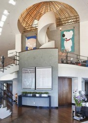 harrell Williams has selling his stunning s 9,000 square-foot luxury penthouse loaded with amenities for just $16,8 million