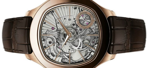 At the 23rd Salon International de la Haute Horlogerie, SIHH 2013, Piaget will present Emperador Coussin XL Ultra-Thin Minute Repeater, the watch that boasts the world's thinnest minute repeater movement in the caliber 1290P