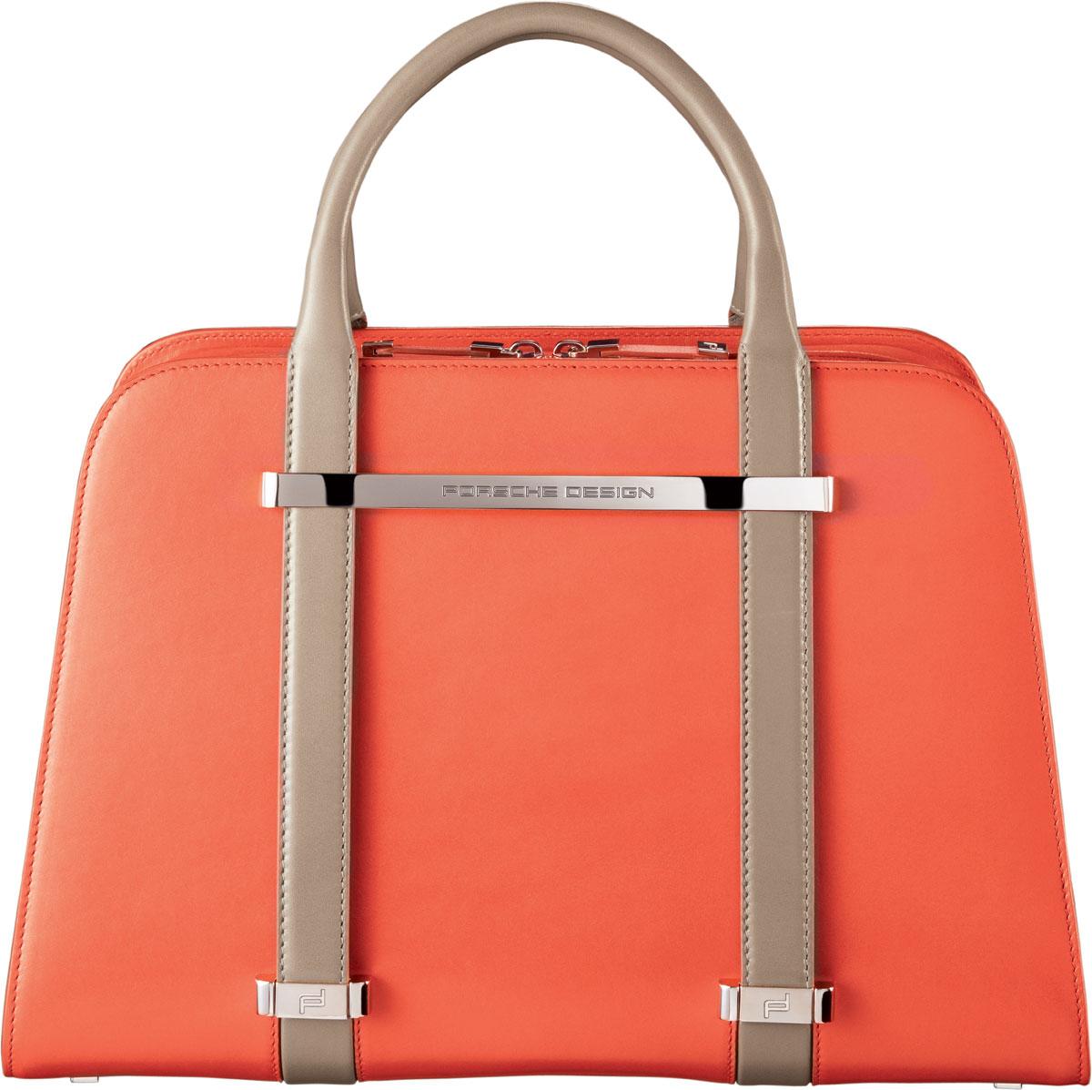 Porsche Design Unveils The Luxury Brand S First Women Handbag