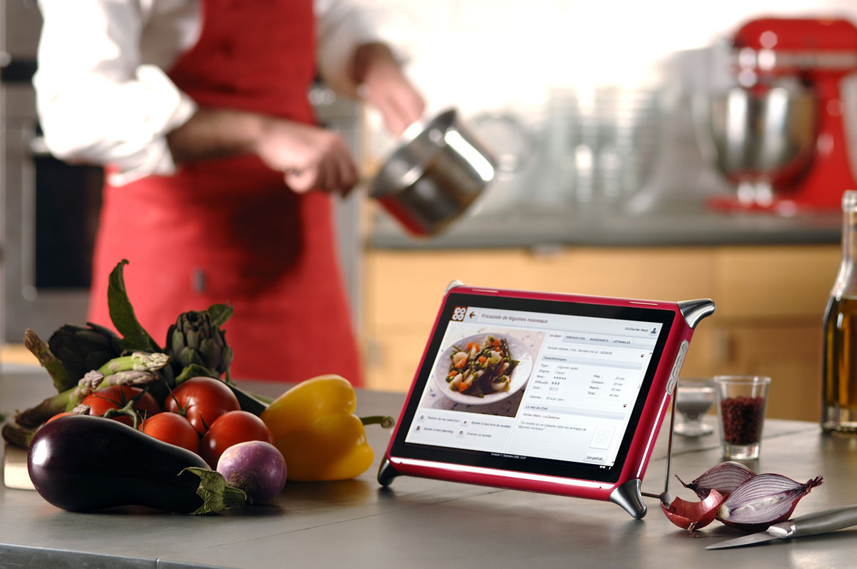 QOOQ Kitchen Tablet Launches in The U.S.