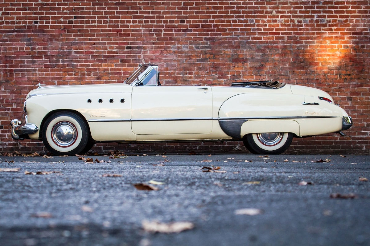iconic buick roadmaster convertible used in rain man movie the iconic 1949 buick roadmaster convertible car from rain man