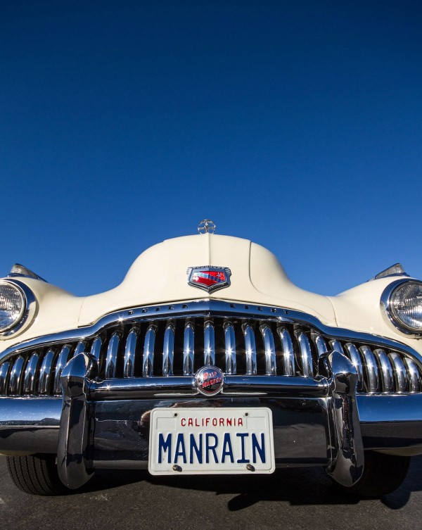 The Iconic 1949 Buick Roadmaster Convertible Car from Rain Man